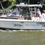 Michigan | CoHooker Charter Fishing Service